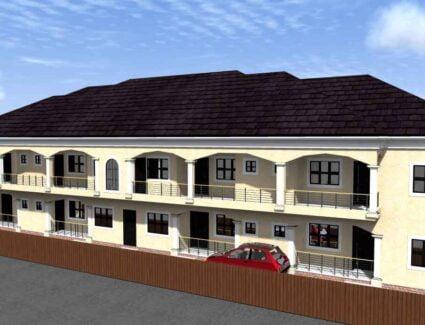 apartment house plan