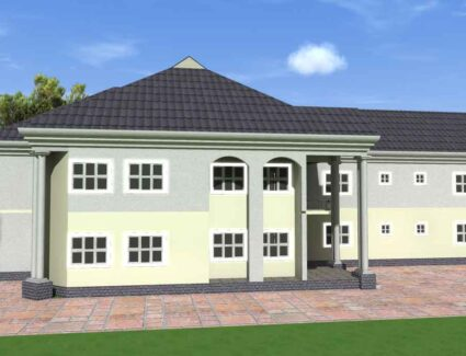 hotels house plans