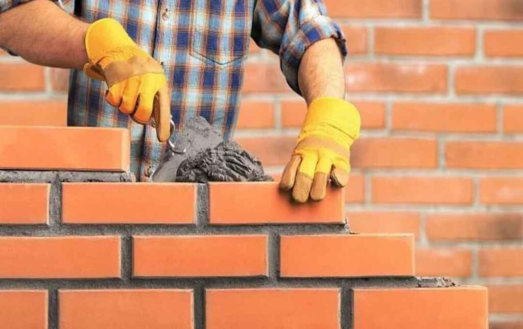 houses in bricks design2