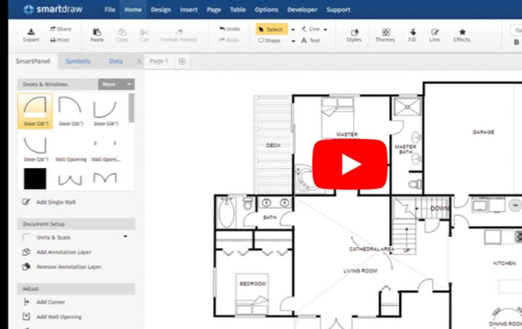 floor plan tools