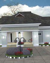 4 bedroom bungalow house plan