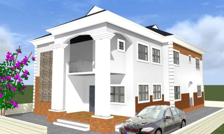 Nigeria building plan