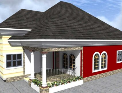 security house plan
